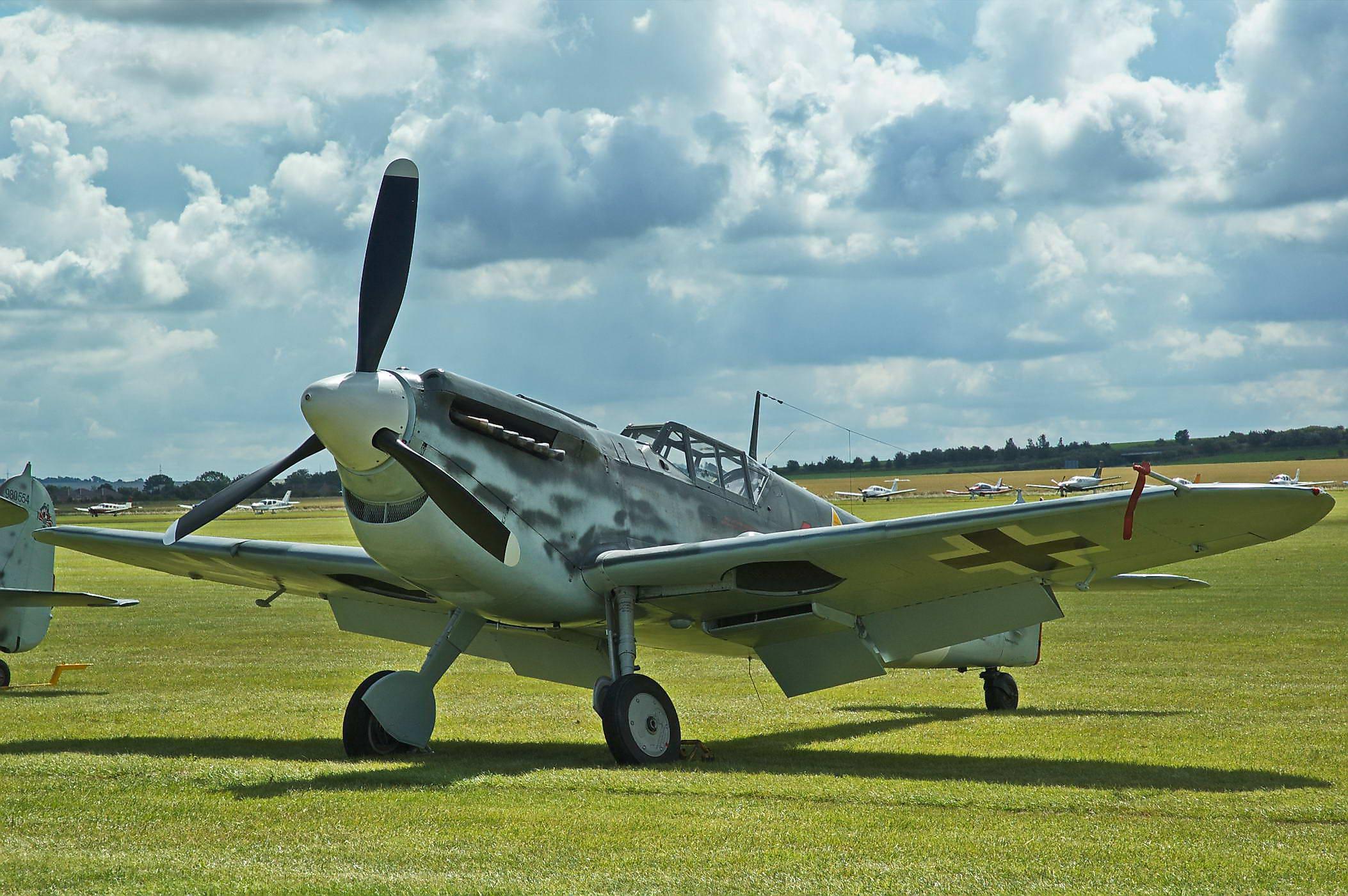 Hispano HA-1112-M1L Buchon C.4K-102