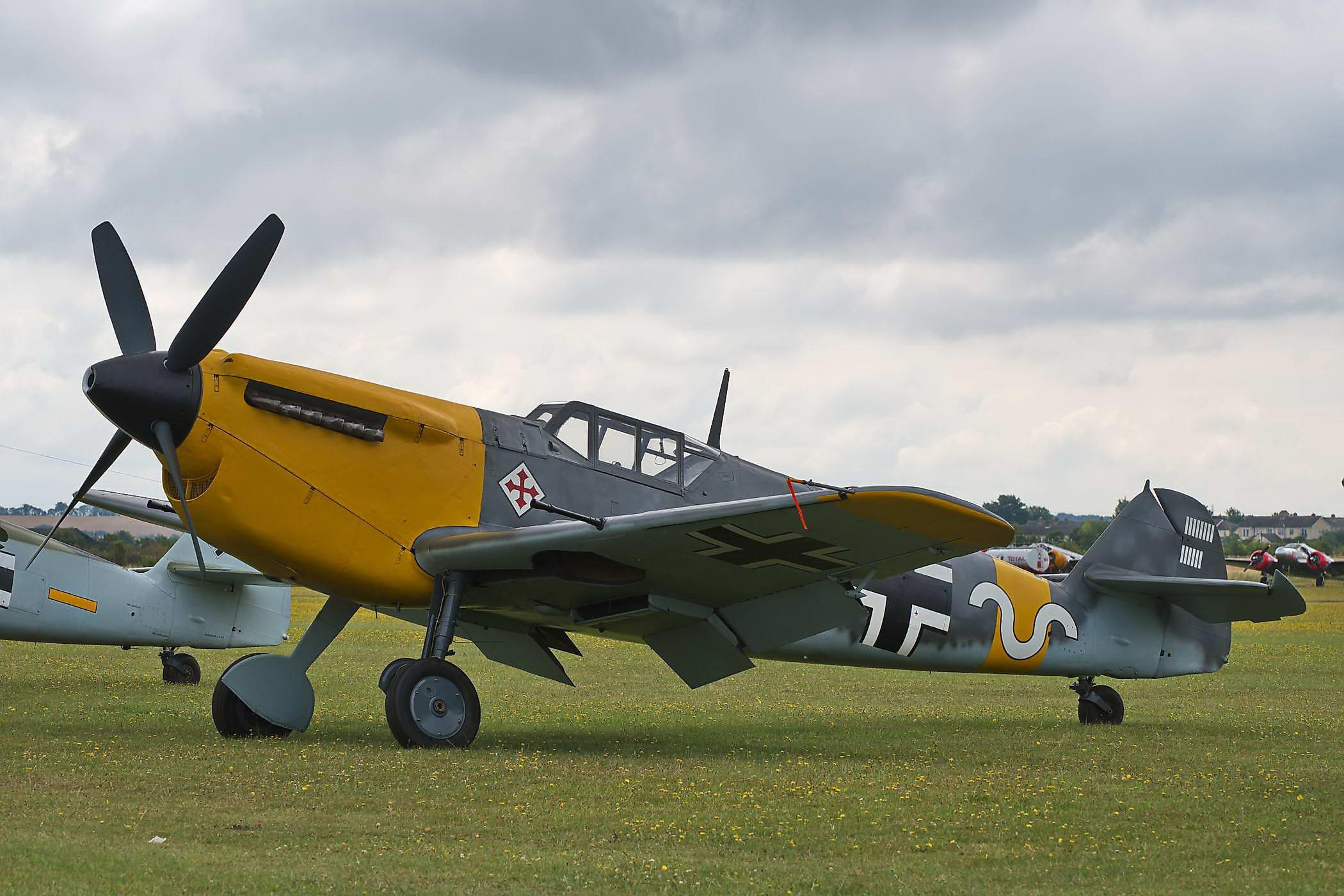 Hispano HA-1112-M1L Buchon C.4K-105-G-AWHH