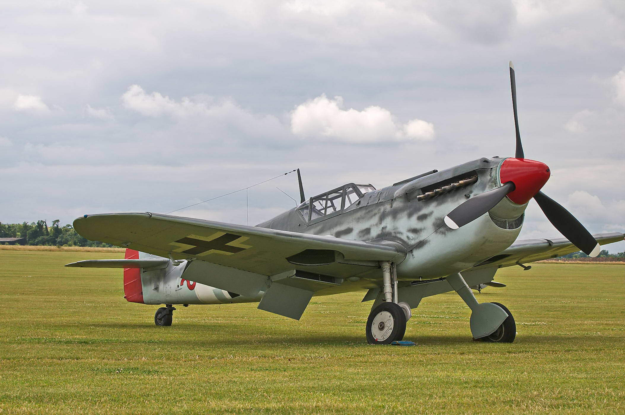 Hispano HA-1112-MIL. Buchon C.4K-102