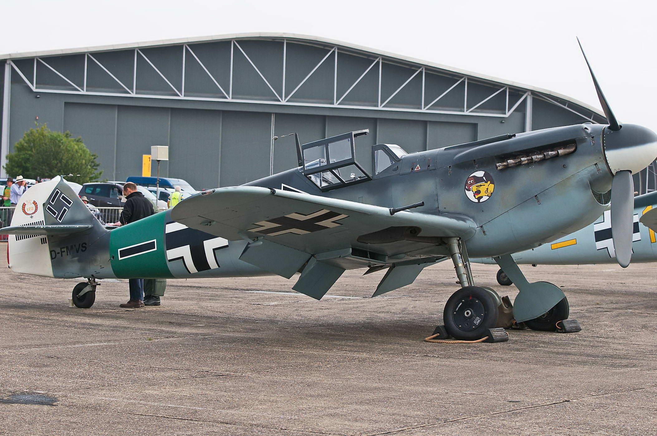 Hispano Ha-112-Mil Buchon C.4K-169